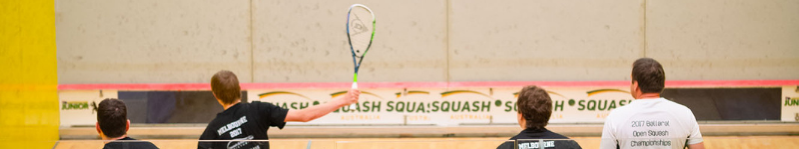 2021 Melbourne MS Mega Squash and Racquetball