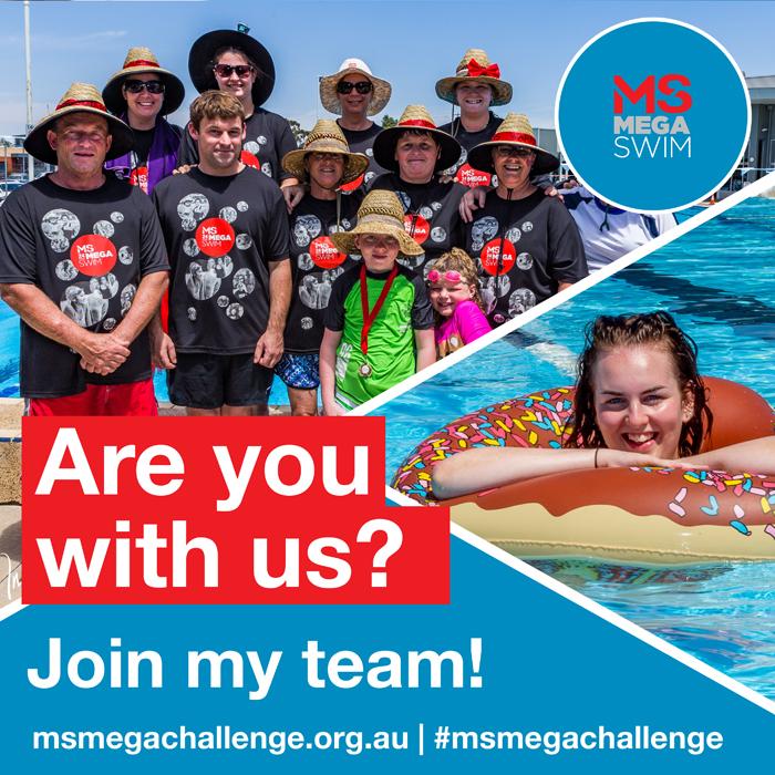 MS Mega Challenge - social tiles - swim - Join My Team