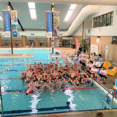 2021 Monash MS Mega Swim