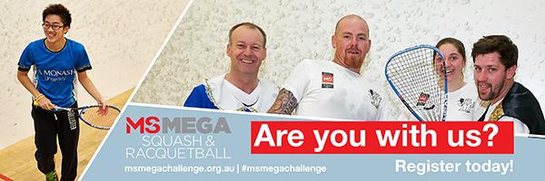Mega Challenge - participant banner - S&R