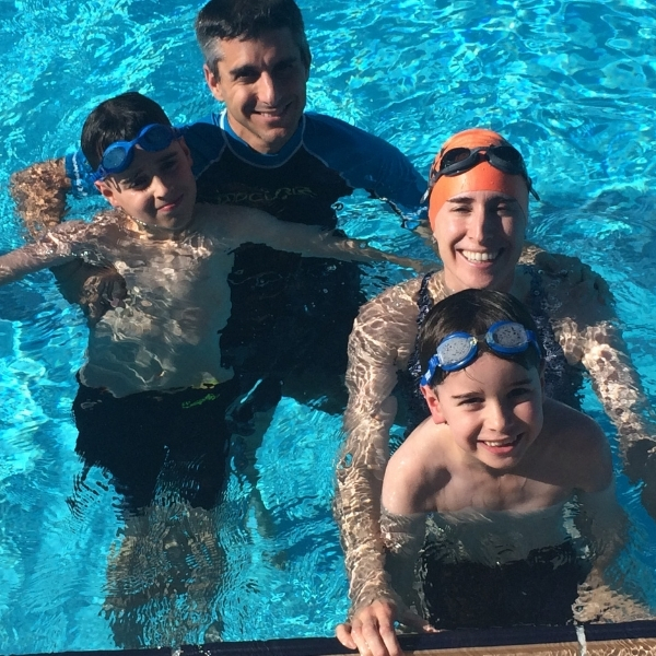 Maccabi National Swimathon