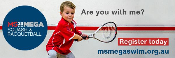 MS Mega Squash & Racquetball - Email Signature